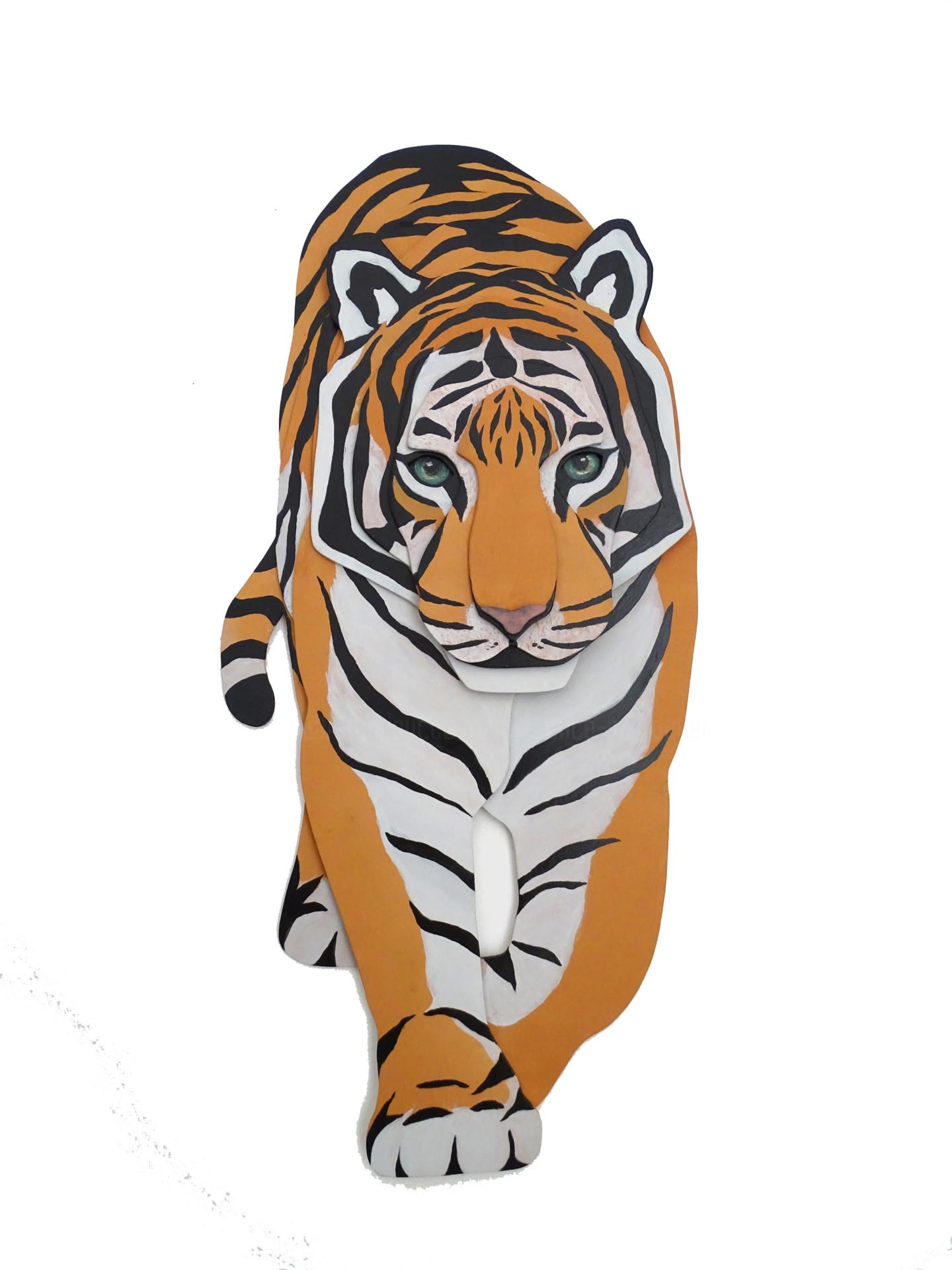 Constance Schroeder - Anima Tigre Orange