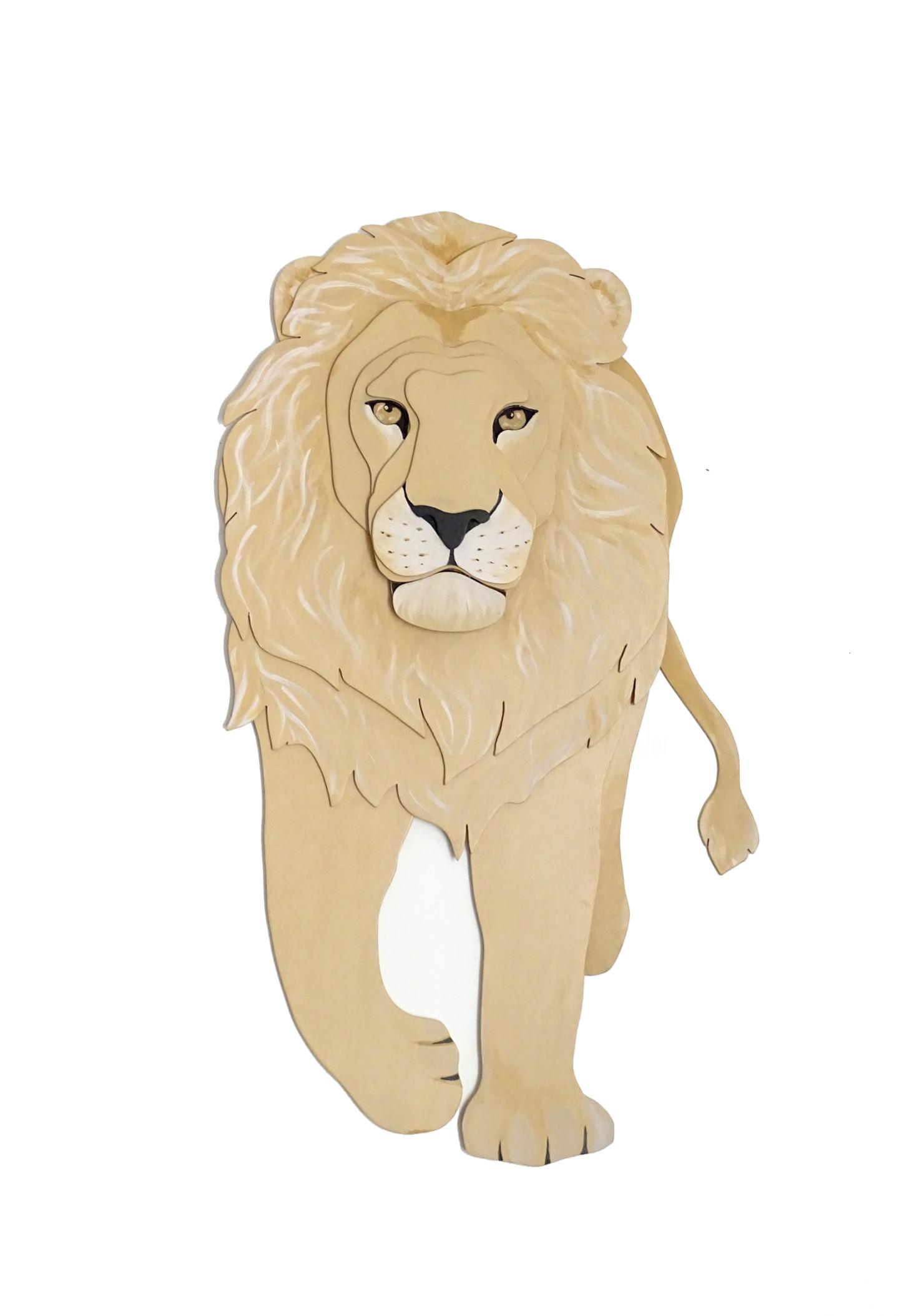Constance Schroeder - Anima Lion