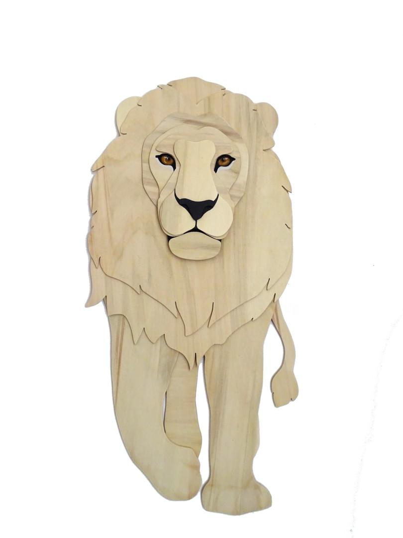 Constance Schroeder - Lion Bois