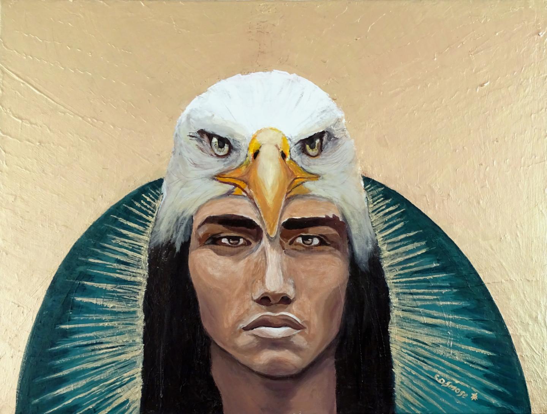 Constance Schroeder - Amérindien