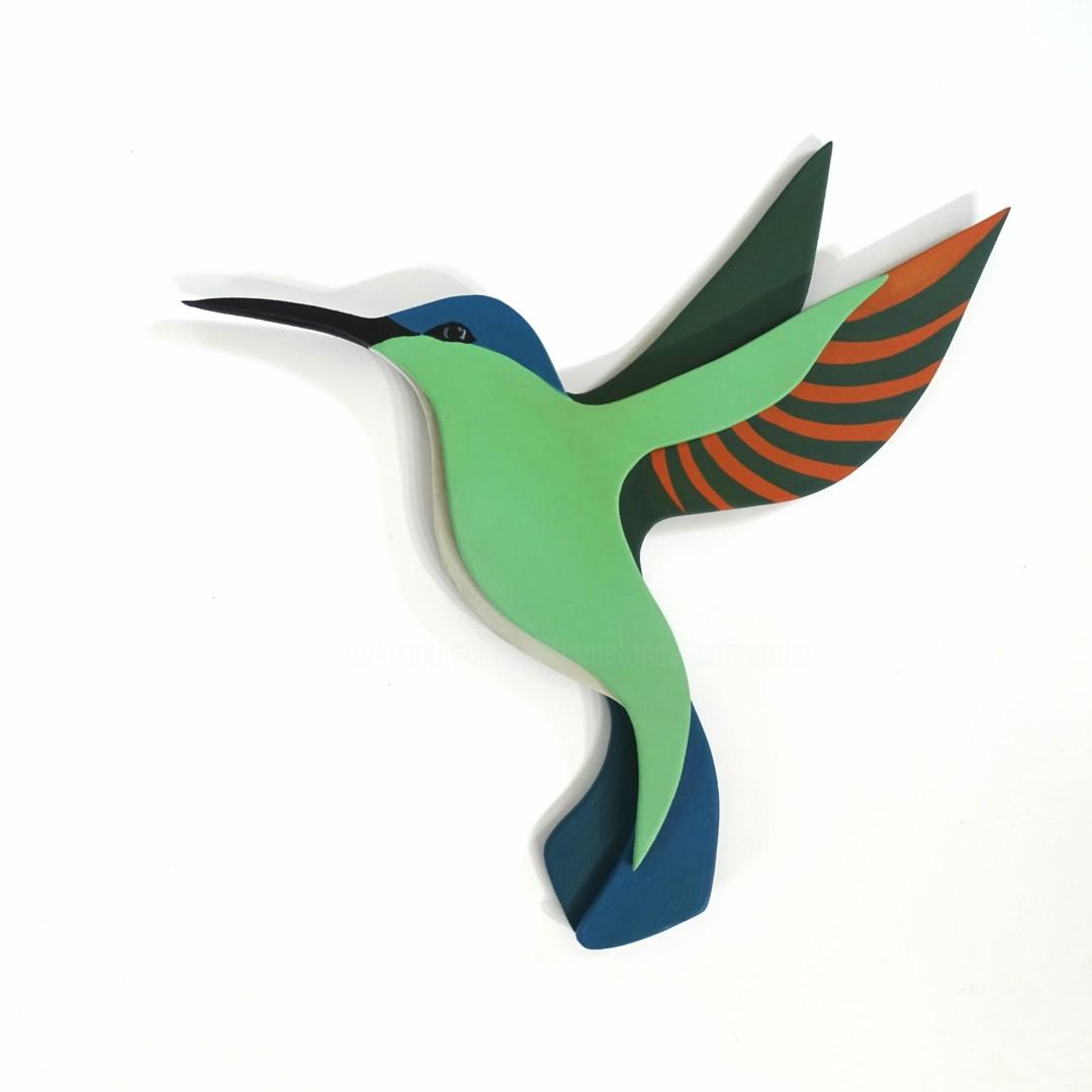 Constance Schroeder - Colibri multicolor