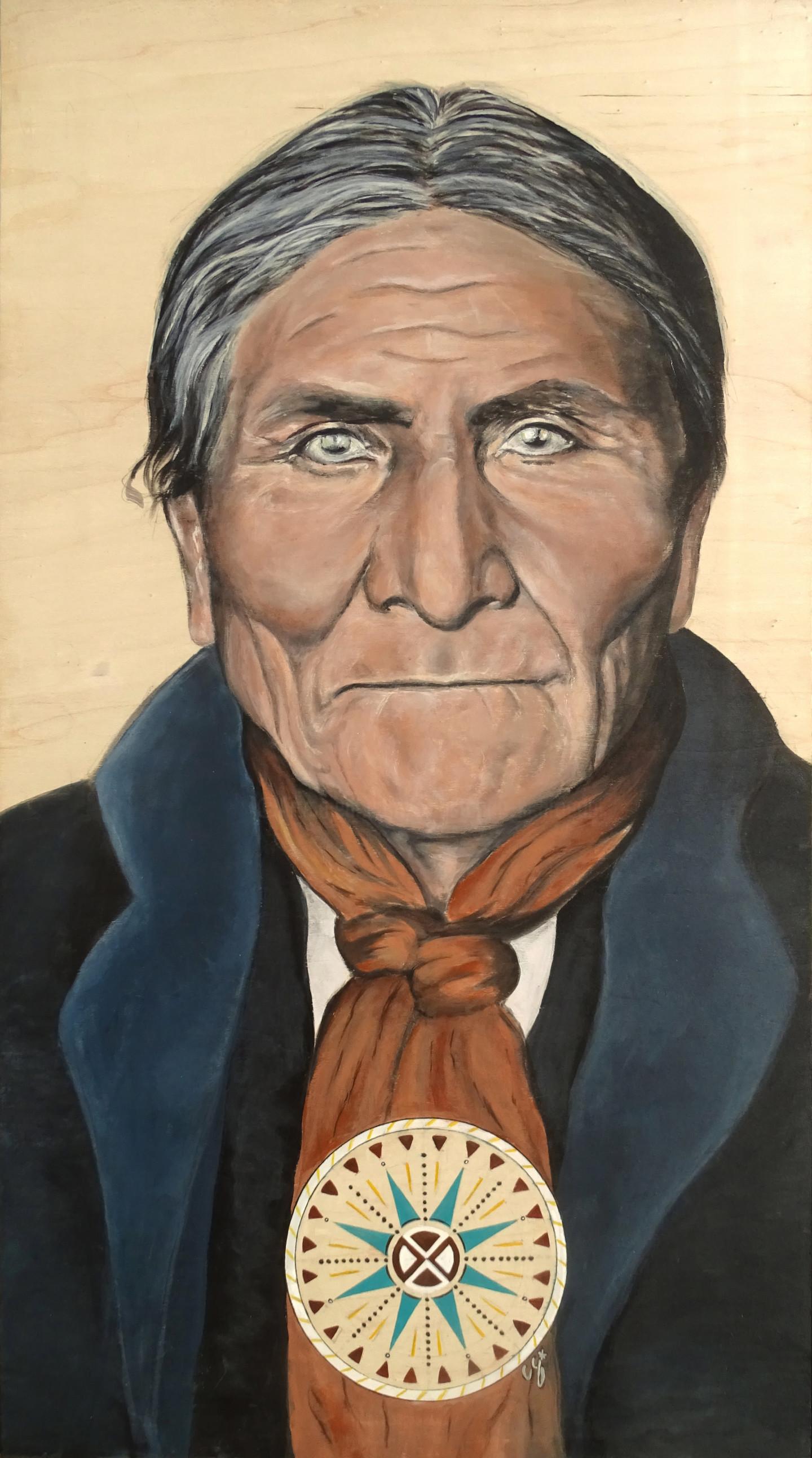 Constance Schroeder - Geronimo