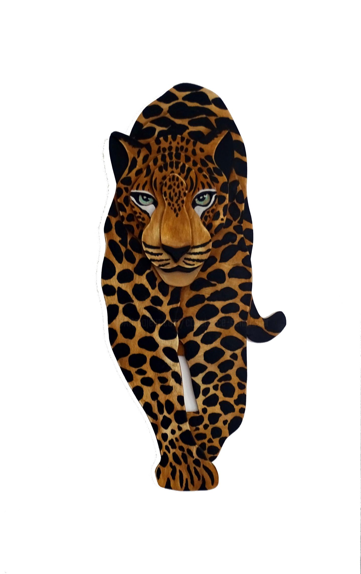 Constance Schroeder - anima jaguar