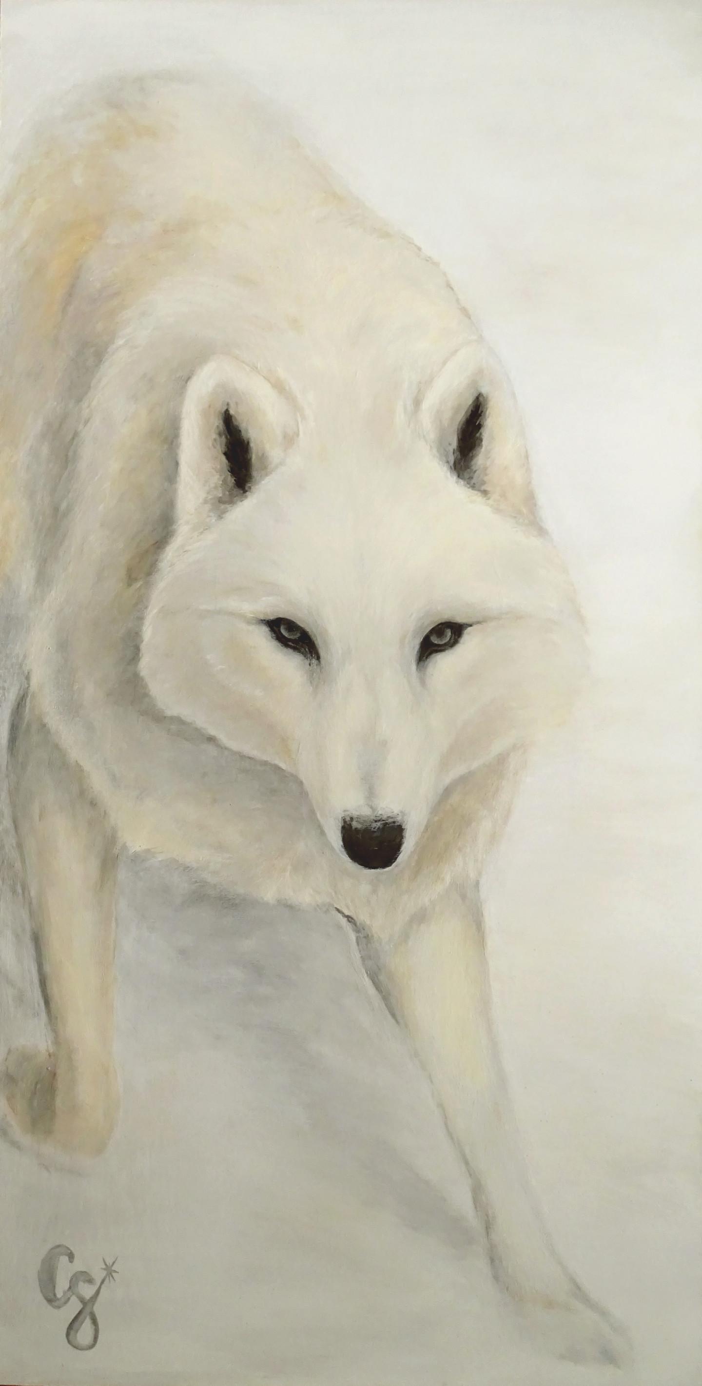 Constance Schroeder - Retour du Loup