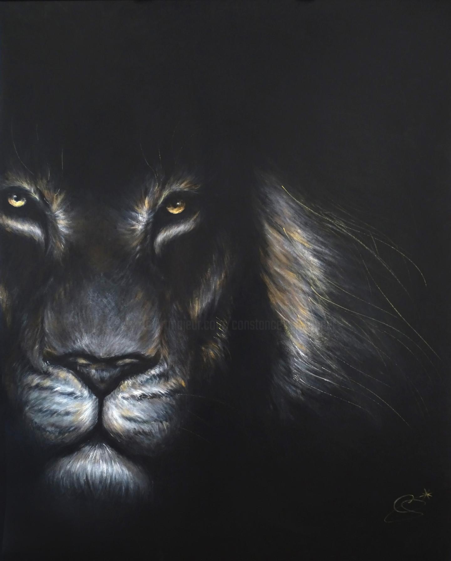 Constance Schroeder - Lion