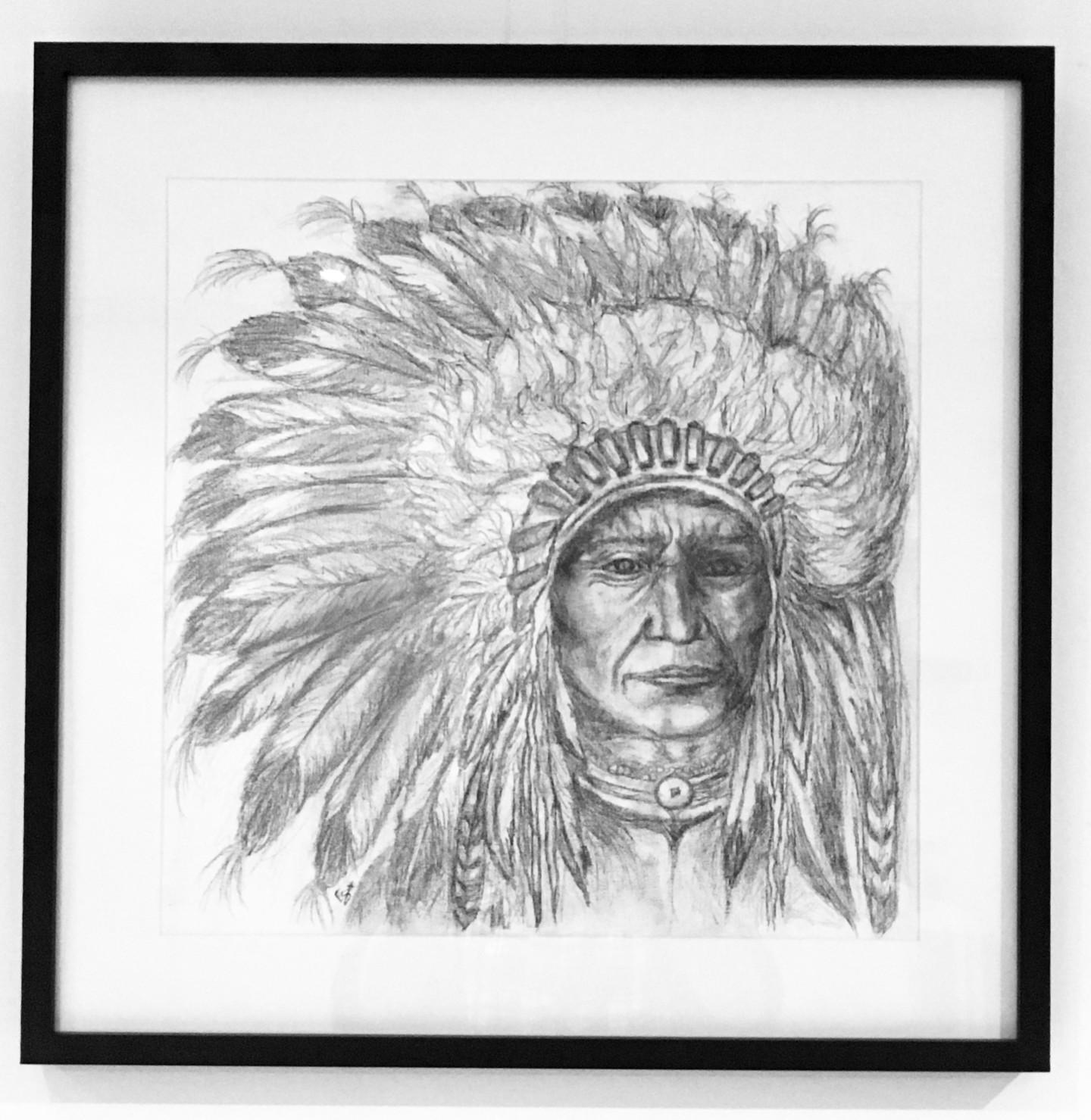 Constance Schroeder - Big Chief